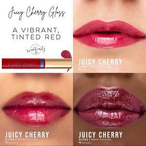 LipSense Makeup - New Juicy Cherry Gloss